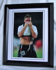 "A470PG PAUL ""GAZZA"" GASCOIGNE SIGNED"
